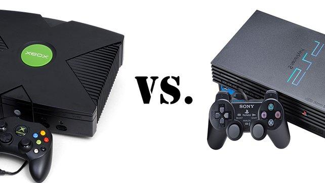 Erst sieht es so aus, als würden XBox und PlayStation 2 den Sieg in dieser Konsolengeneration unter sich ausmachen, aber auch Microsoft kommt gegen die PS2 nicht mal annähernd an.
