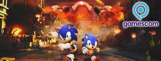 Sonic Forces: Auf der gamescom angespielt