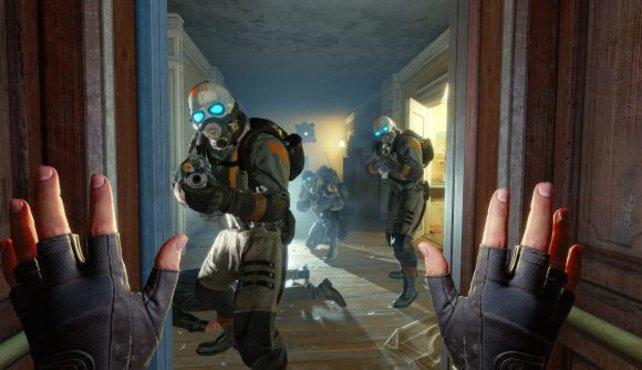 Die Arbeit am VR-Prequel Half Life: Alyx verschluckt laut McVicker die Mannstärke, die nun bei Team Fortress 2 fehlt.