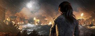 Shadow of the Tomb Raider: Erste Gameplay-Szenen zeigen Laras neue Kampf- und Tarn-Fähigkeiten
