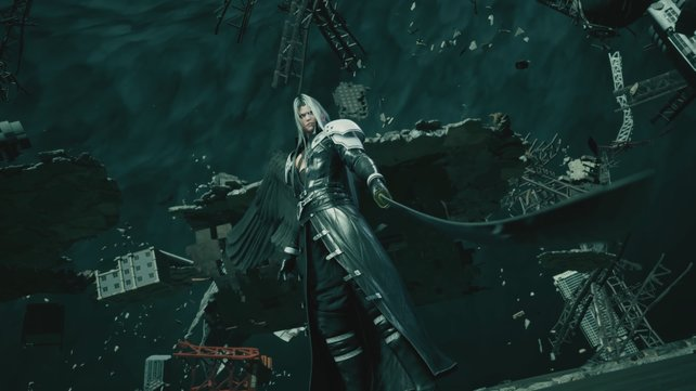 Sephiroth war nicht nur der erste SOLDAT, sondern auch der stärkste, dessen Fähigkeiten nie wieder erreicht wurden.