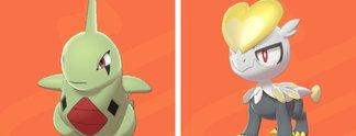 Tipps: Pokémon - Schwert & Schild: Larvitar und Miniras fangen