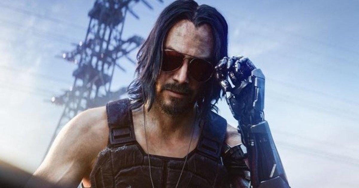 """Sex mit Keanu Reeves? Neue """"Cyberpunk 2077""""-Mod macht's möglich"""