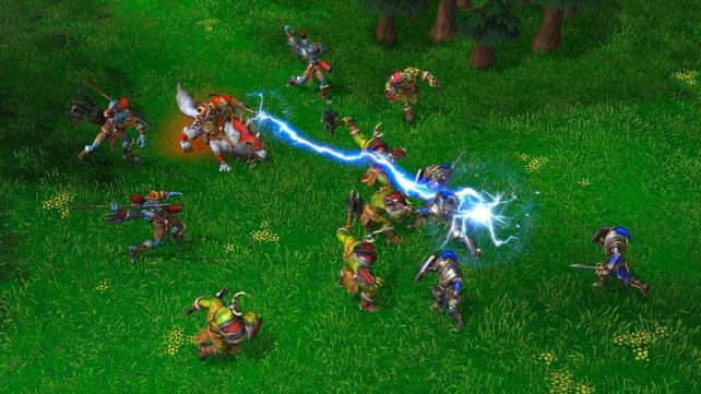 In einem Gefecht ist es vorteilhaft mit den richtigen Hotkeys zu agieren. Wenn auch ihr wissen wollt, wie ihr in Warcraft 3: Reforged eure Hotkeys selbst belegen könnt, dann lest diesen Guide.