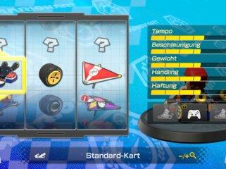 Mario Kart 8 Deluxe Alle Fahrzeuge Und Goldteile Freischalten
