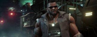 Final Fantasy 7 - Remake: Barrets Darstellung beunruhigt Fans