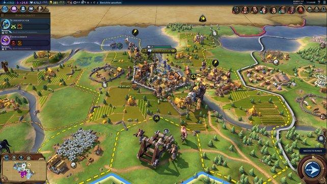 Das ist der Stadtstaat Amsterdam