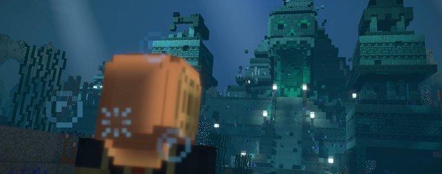 Alles Was Ich Mit Minecraft Angestellt Habe Außer Es Zu Spielen - Minecraft block spiele