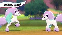 Lernt das neue Galarian Ponyta Pokémon kennen!
