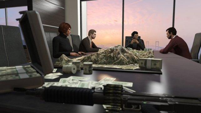 Geld regiert die Welt: So könnt ihr zum CEO werden.