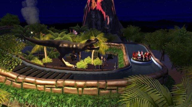 Auch das neue Rollercoaster Tycoon 3 Complete Edition befindet sich unter den kostenlosen Spielen im Epic Games Store.