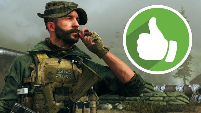 Ja, ich gebe es zu – ich liebe Call of Duty immer noch! (Bild: Activision / Getty Images – sanlas