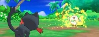 Sonderbares Patent mit Pokémon-Bezug registriert