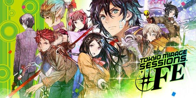 Tokyo Mirage Sessions #FE kombiniert Musik und japanisches Rollenspiel.