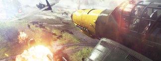 Battlefield 5: Spieler macht V1-Rakete auf kreative Weise unschädlich