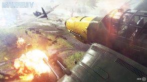 Spieler macht V1-Rakete auf kreative Weise unschädlich