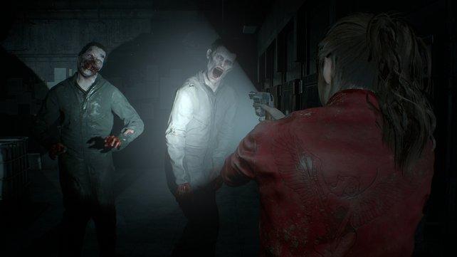 Die Schadensmodelle lassen euch Zombies umfangreich ... umgestalten.