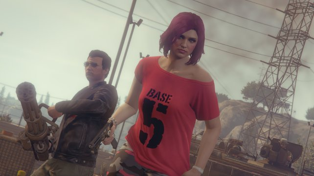 Liz hat eine dunkle Vorgeschichte und ist eine von elf spannenden GTA Online-Charakteren, die wir euch heute präsentieren.