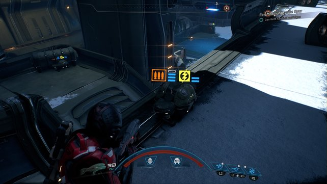 Diese kleinen Kisten retten leben in Mass Effect - Andromeda.