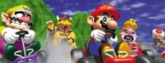 "Mario Kart 64: Originalverpacktes Exemplar unter ""Toys 'R' Us""-Regal gefunden"