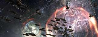 Eve Online: Neue gigantische Weltraum-Schlacht