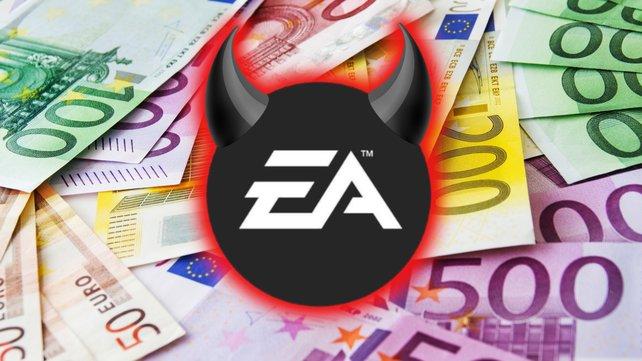 EA muss in den Niederlanden Strafe zahlen. Bildquelle: Getty Images/ Santje09