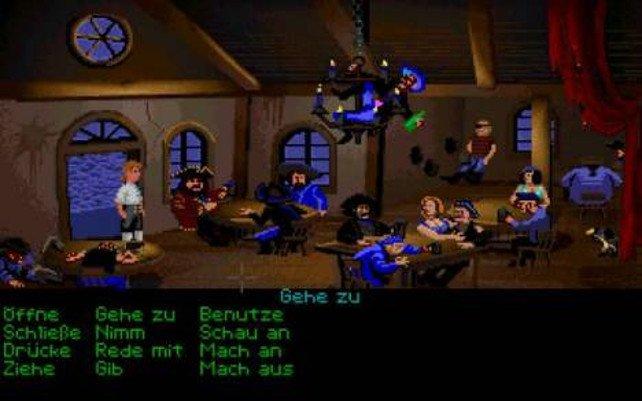 Kommt ein Piratenanwärter in eine Bar...