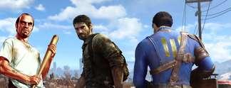 Fallout 4, The Last of Us, GTA 5 und Project Cars - Der Wochenrückblick
