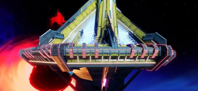 Der Schauplatz des ersten DLCs ist Handsome Jacks Casino-Raumstation.