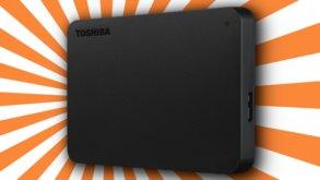 """""""2 TB""""-HDD von Toshiba stark reduziert"""