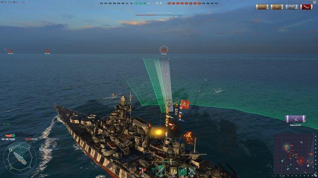 Wer genug von der Tirpitz hat, sollte sich die gewerteten Gefechte ansehen, darin kommen nur Schiffe von Stufe 6 bis 7 vor.