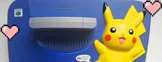 """Kolumnen: Das Pikachu-""""Nintendo 64"""" oder: Die beste Konsole der Welt"""