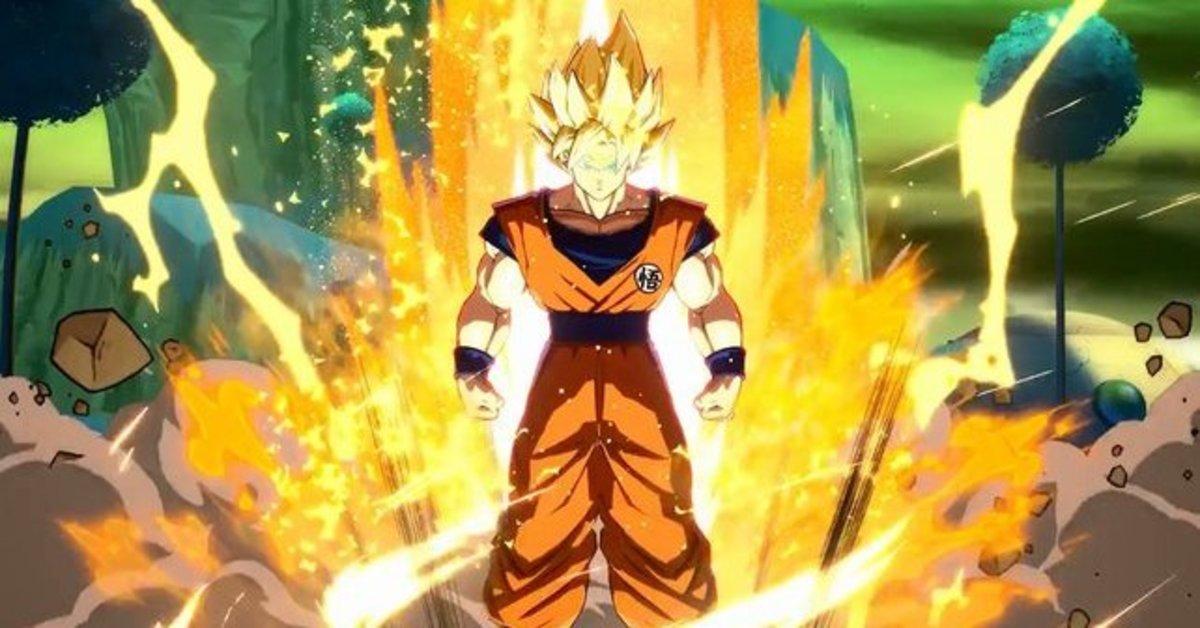 Dragon Ball FighterZ | Goku (Ultra Instinct) steigt in den Ring
