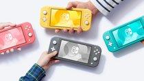 Nintendo Switch Lite und Top-Spiele im Angebot
