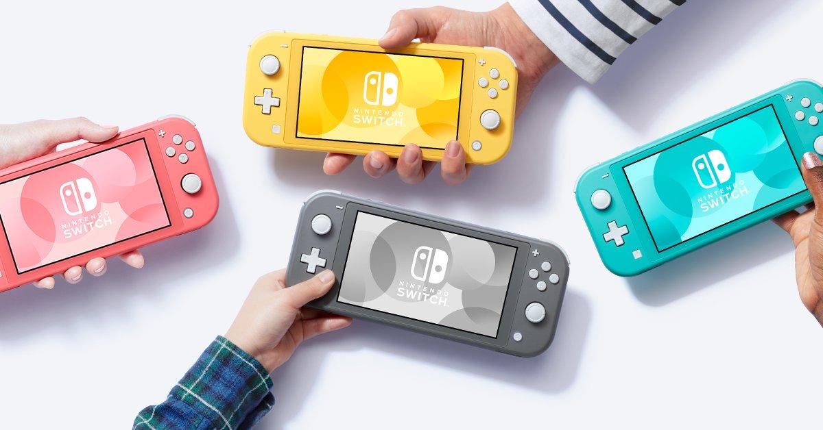 Switch-Schnäppchen: Nintendo Switch Lite und Top-Spiele im Angebot