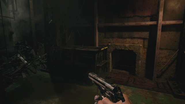 Bei diesem Karren und Schacht kommt in in Heisenbergs Fabrik zur Kugelkokille.