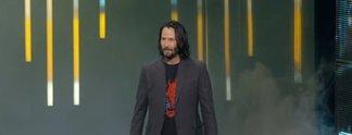 Panorama: Keanu Reeves reagiert auf seinen E3-Auftritt