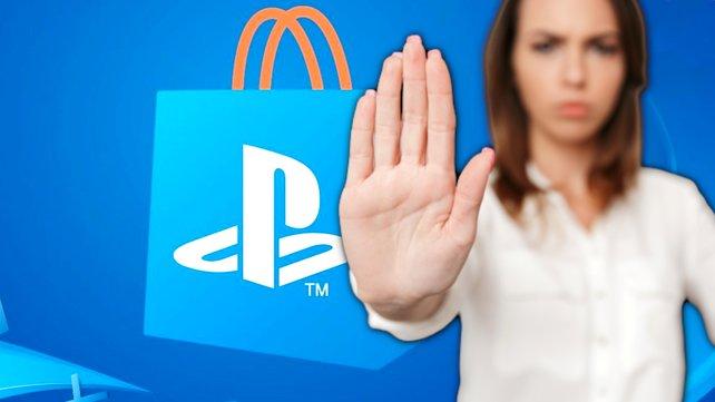 Sony stoppt die Ausnutzung eines Bugs im PS Store. Bildquelle: Sony, Getty Images/DeanDrobot.