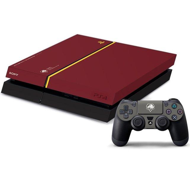 PS4 - Skins, Folien und Aufkleber: MGS5.