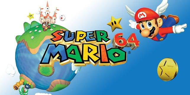 Super Mario 64 hat bereits 22 Jahre auf dem Buckel.