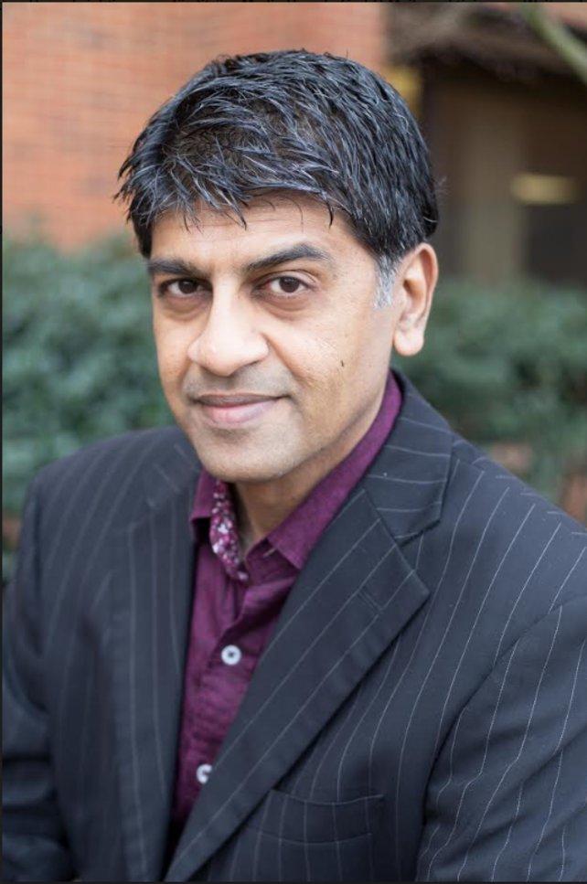 Dr. Gitendra Uswatte, Professor für Psychologie an der Universität von Alabama at Birmingham.
