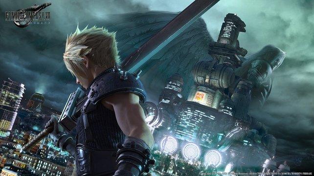 Final Fantasy 7 - Remake: Denkt an die Szene mit Aeris im Original. Und dann stellt euch vor, wie eure Verbindung im Stream stottert.