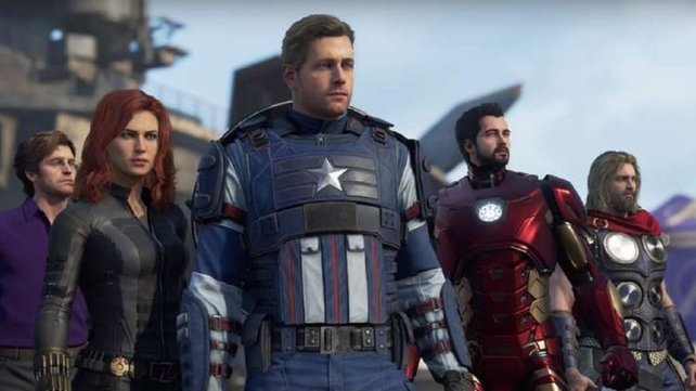 Marvel's Avengers: Jeder der vielen Helden kommt mit einem eigenen Battle-Pass. Für eine Vielzahl davon, wird eine Bezahlung fällig.