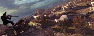 Sniper Elite 4: Mediterrane Scharfschützen-Kost