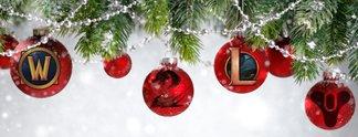 Bilderstrecken: Virtuelle Weihnachten: Wie und warum feiern Hüter, Champions, Horde und Allianz?