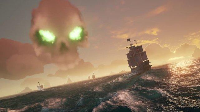 Jedes Schiff, dem ihr begegnet, ist ein potentieller Feind.