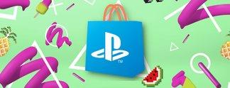 Ab sofort neue Rabatte im PlayStation Store