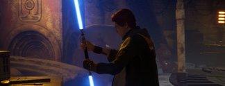 Tipps: Star Wars Jedi: Fallen Order: Fundort des Doppelklingen-Lichtschwerts