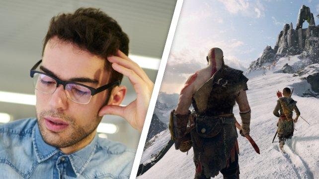 Vergeht einem der Spaß an Spielen, wenn man als Videospielredakteur arbeitet?