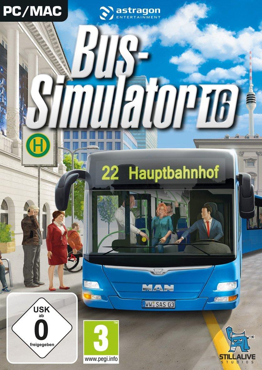 """Meine Meinung - """"Bus-Simulator 16"""""""